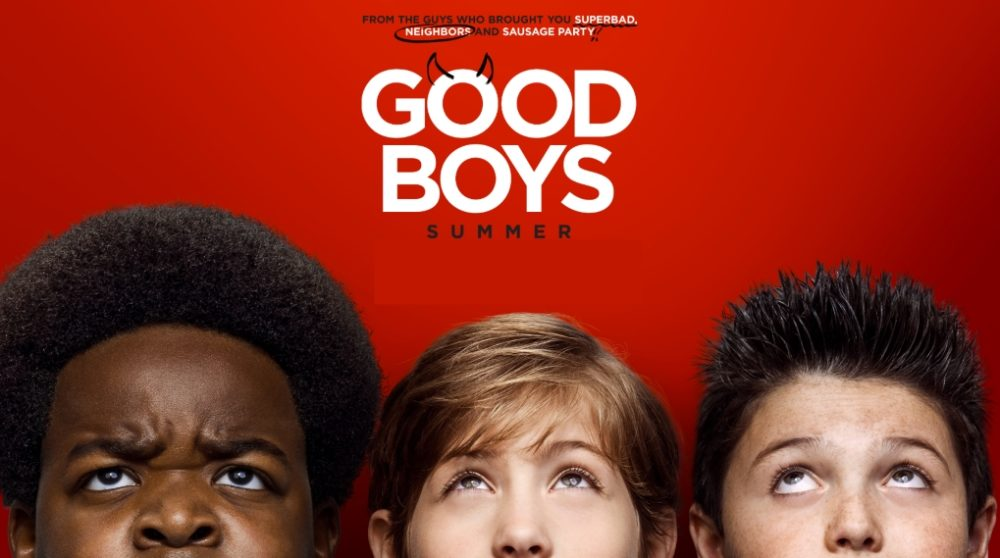 Good Boys Red Band trailer R-rating / Filmz.dk