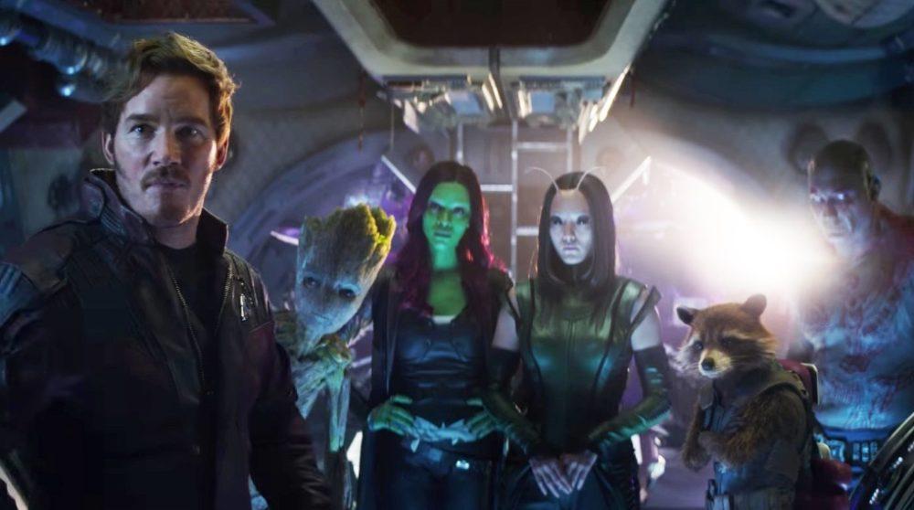Guardians of the Galaxy 3 produktion 2021 / Filmz.dk