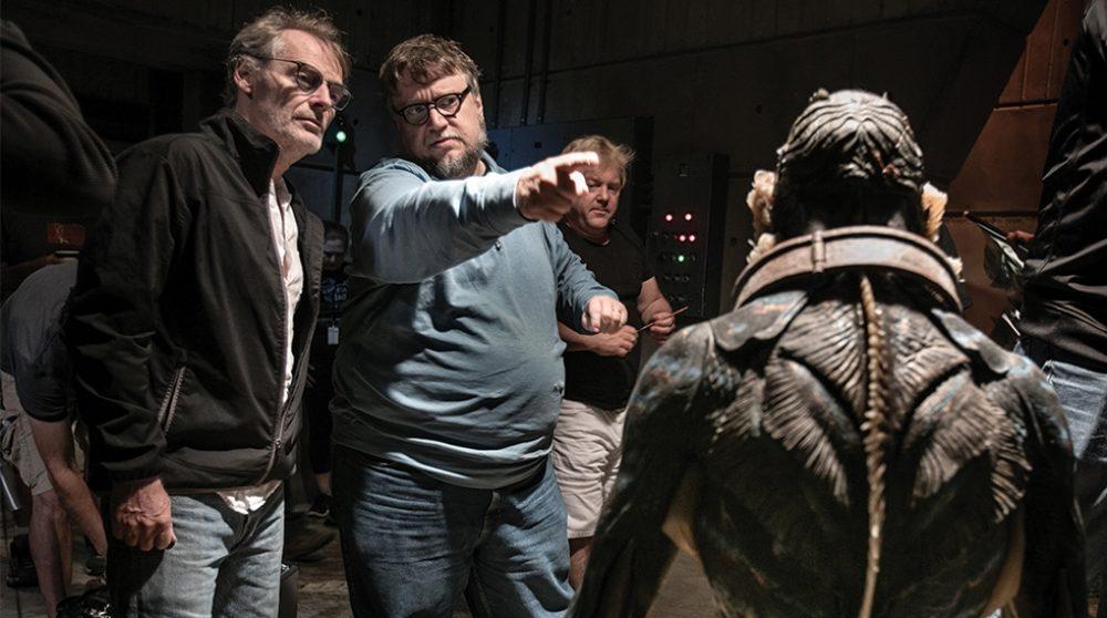 Guillermo del Toro Zanbato J. J. Abrams / Filmz.dk