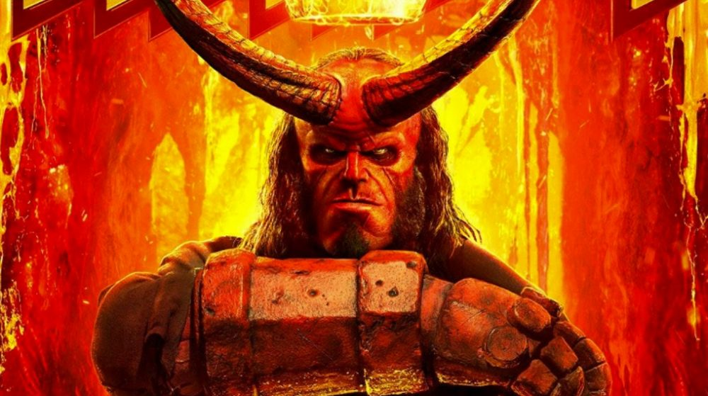 Hellboy R-rating / Filmz.dk