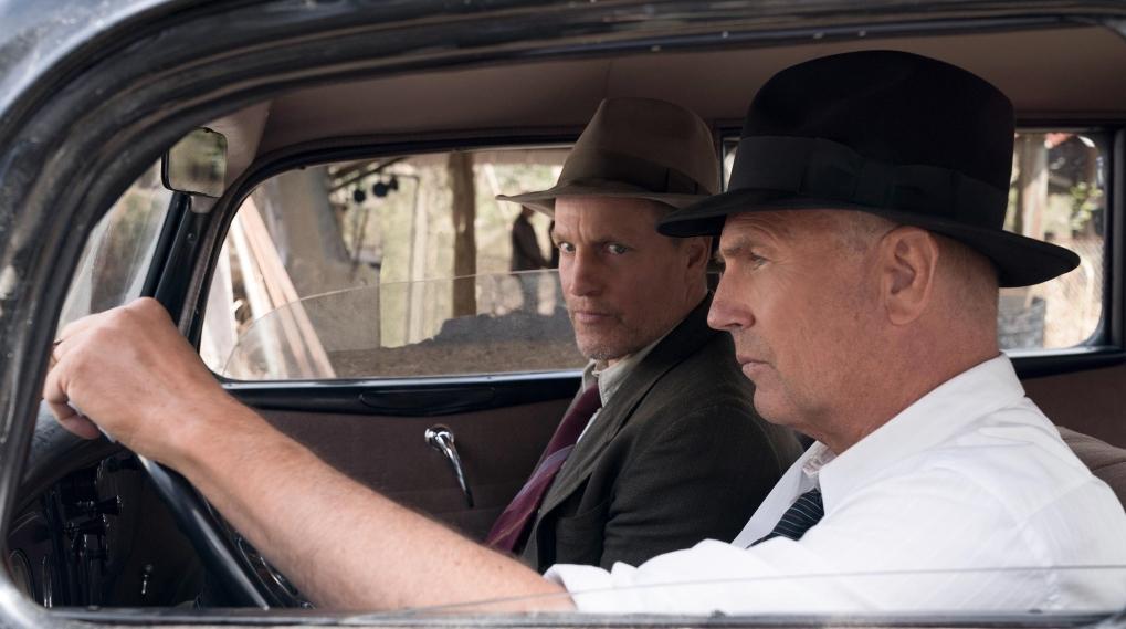 The Highwaymen Netflix anmeldelse / Filmz.dk