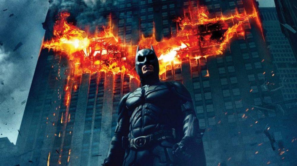 Imax visninger Dark Knight trilogien / Filmz.dk