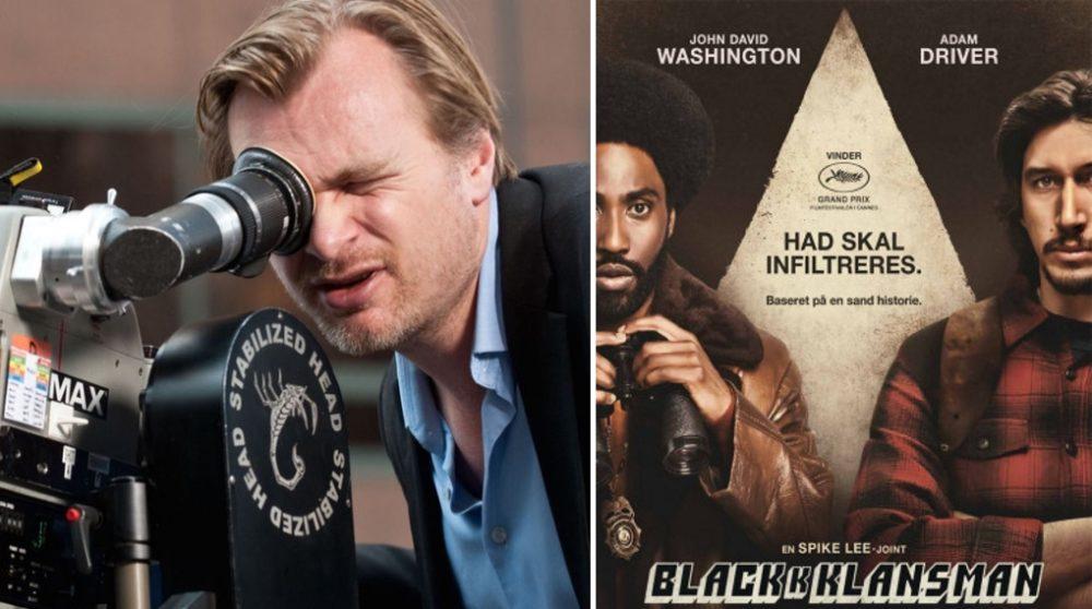 John David Washington cast rolle Christopher Nolan / Filmz.dk