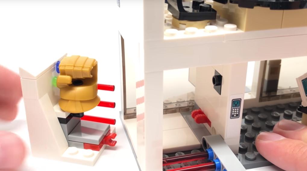 Lego Infinity Gauntlet Avengers Endgame / Filmz.dk