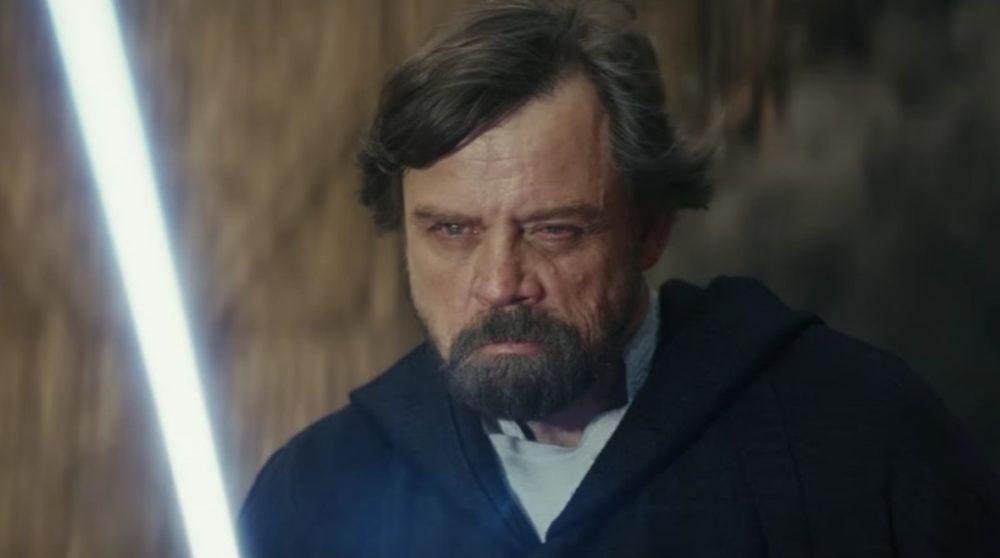Mark Hamill ny kritik The Last Jedi / Filmz.dk