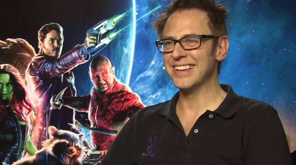 Marvel genansætter James Gunn Guardians of the Galaxy 3 / Filmz.dk