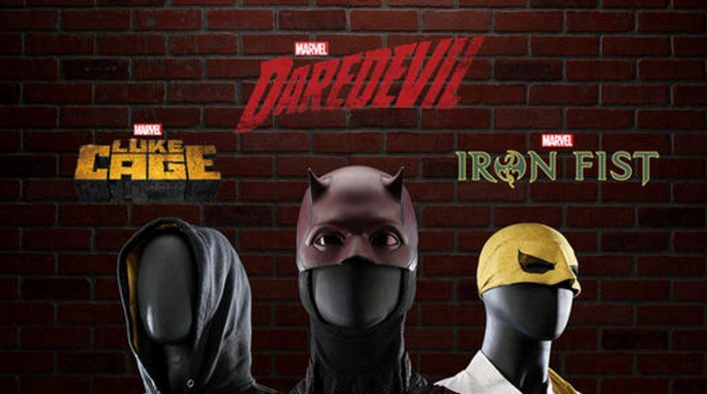 Marvel Netflix serier auktion udsalg / Filmz.dk