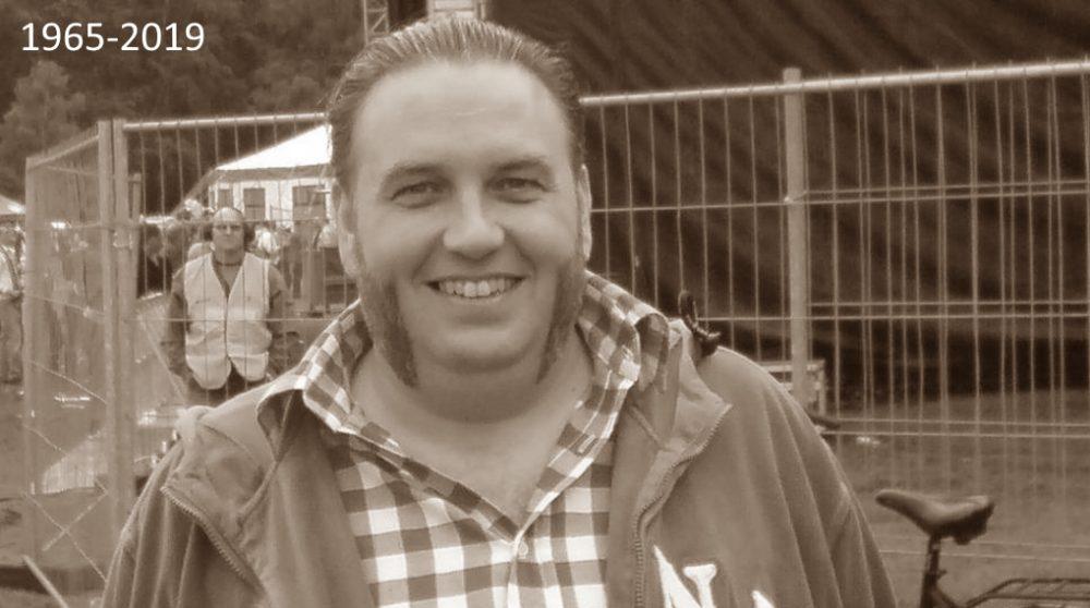 Master Fatman Morten Lindberg død / Filmz.dk