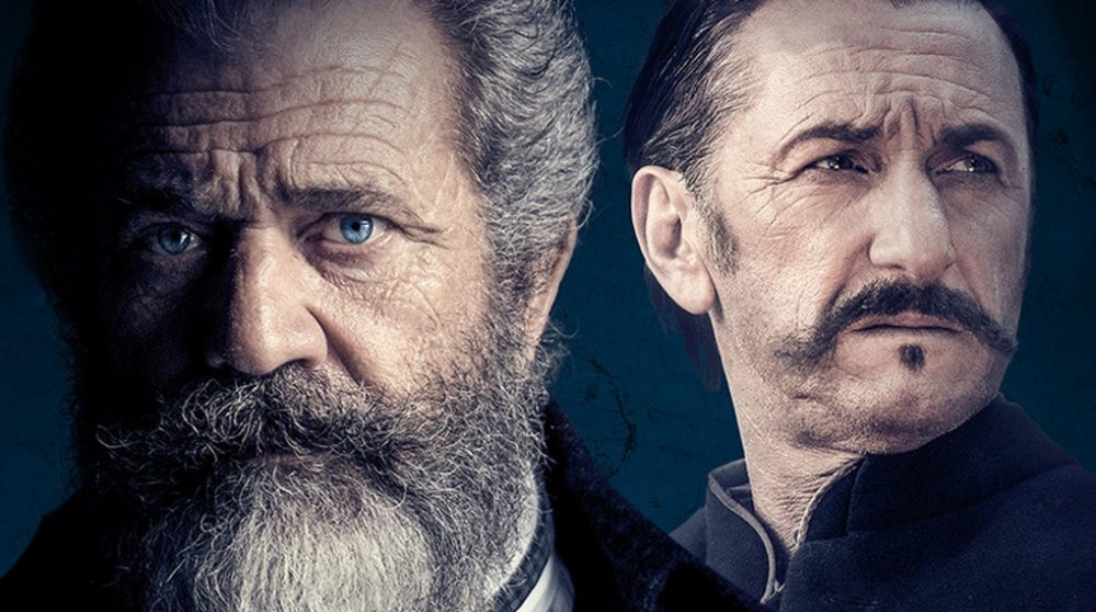 Mel Gibson The Professor and the Madman trailer / Filmz.dk
