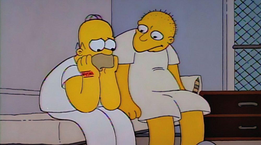 Michael Jackson afsnit The Simpsons fjernet / Filmz.dk