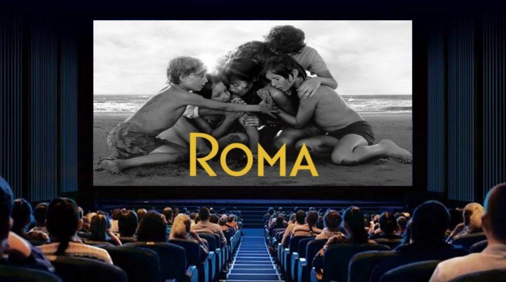 Netflix Roma bred biograf premiere / Filmz.dk