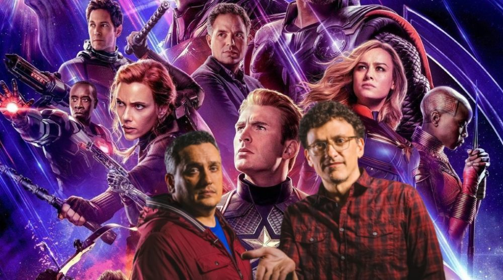 Russo brødrene årets instruktører 2019 Marvel / Filmz.dk