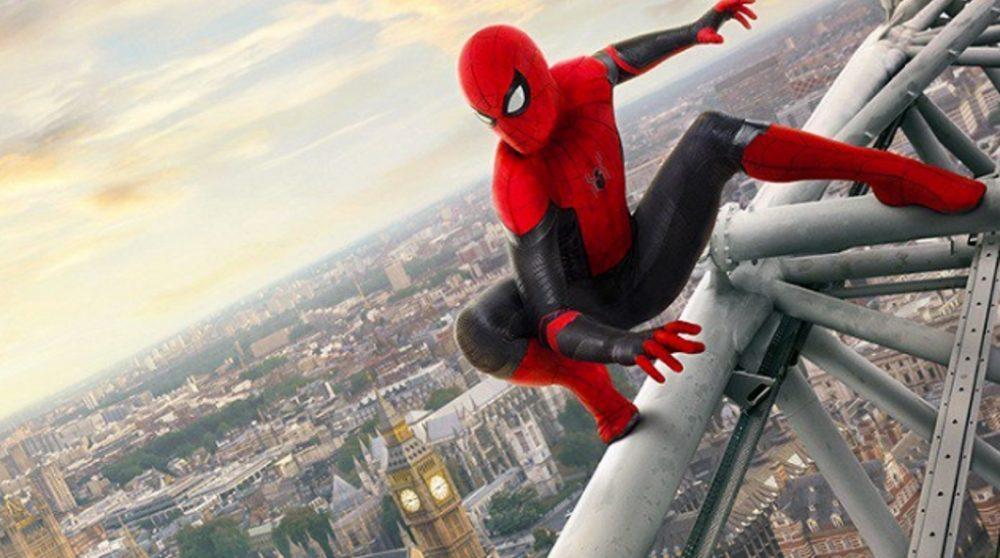 Spider-Man Far From Home dansk premiere dato / Filmz.dk