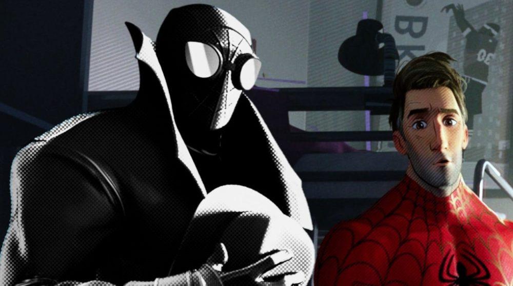 Spider-Man Noir Nicolas Cage stemme video / Filmz.dk