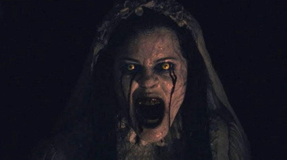 The Curse of La Llorona Conjuring verse / Filmz.dk