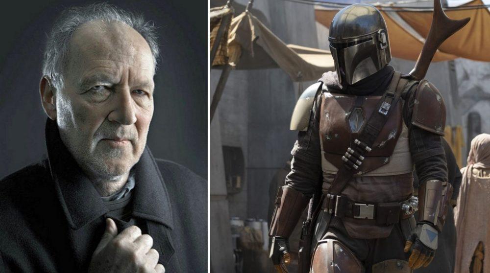 The Mandalorian Star Wars skurk Werner Herzog / Filmz.dk