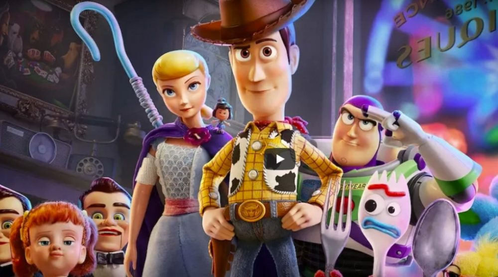 Toy Story 4 trailer / Filmz.dk