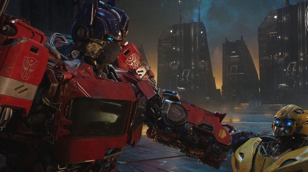 Transformers Bumblebee kærlighed ingen sex / Filmz.dk
