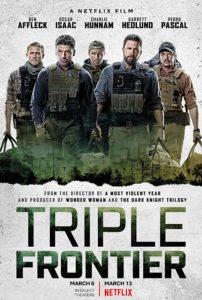 Triple Frontier Netflix anmeldelse / Filmz.dk