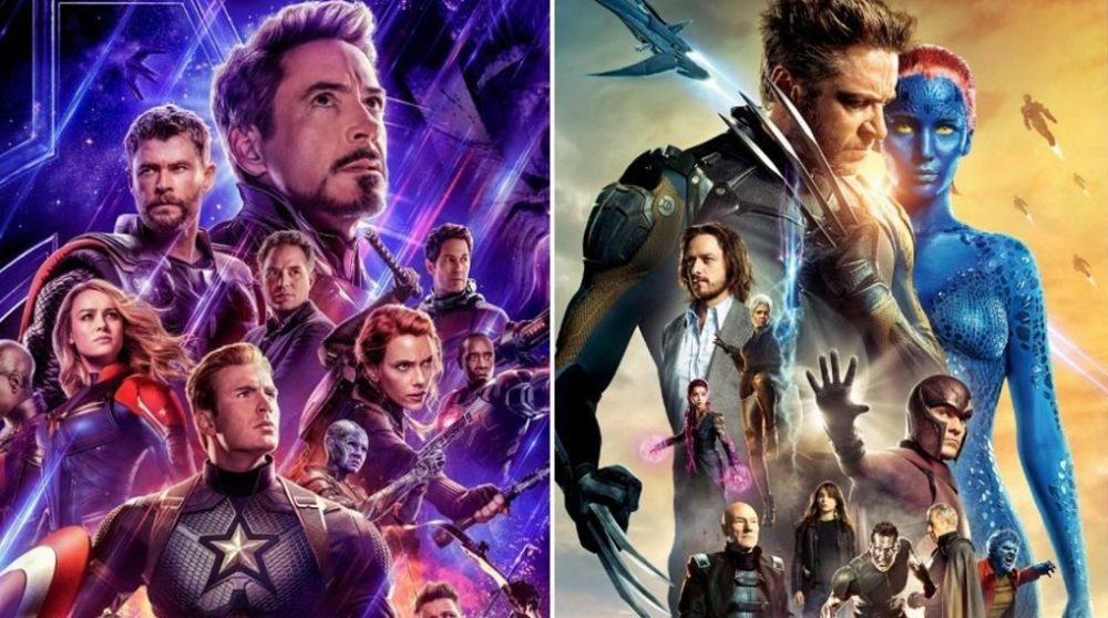 X-Men Marvel Cinematic Universe / Filmz.dk