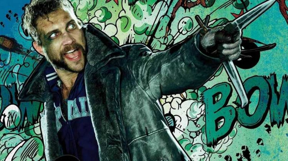 The Suicide Squad Jai Courtney Captain Boomerang / Filmz.dk
