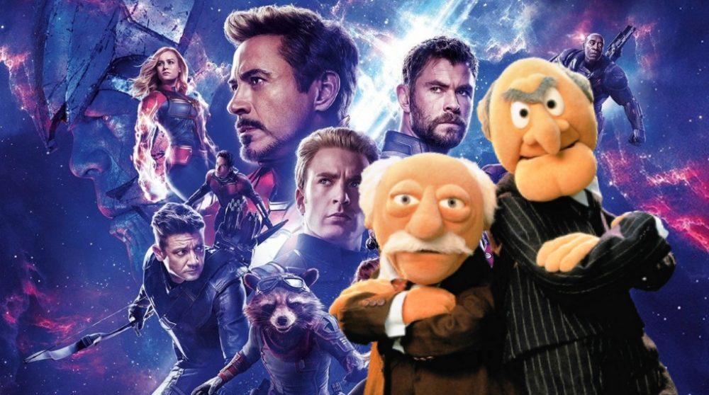 Avengers Endgame danske anmeldere / Filmz.dk