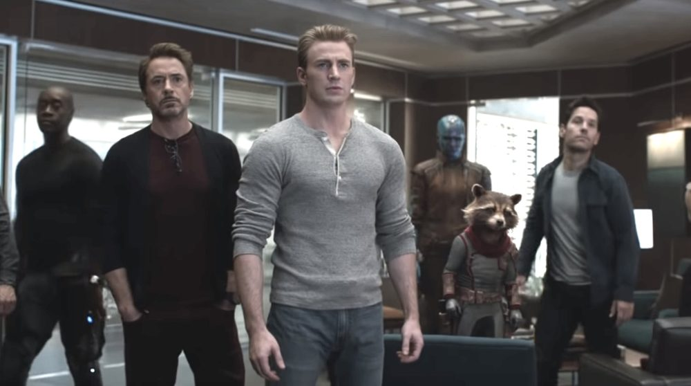 Avengers Endgame kommenterer spilletid / Filmz.dk