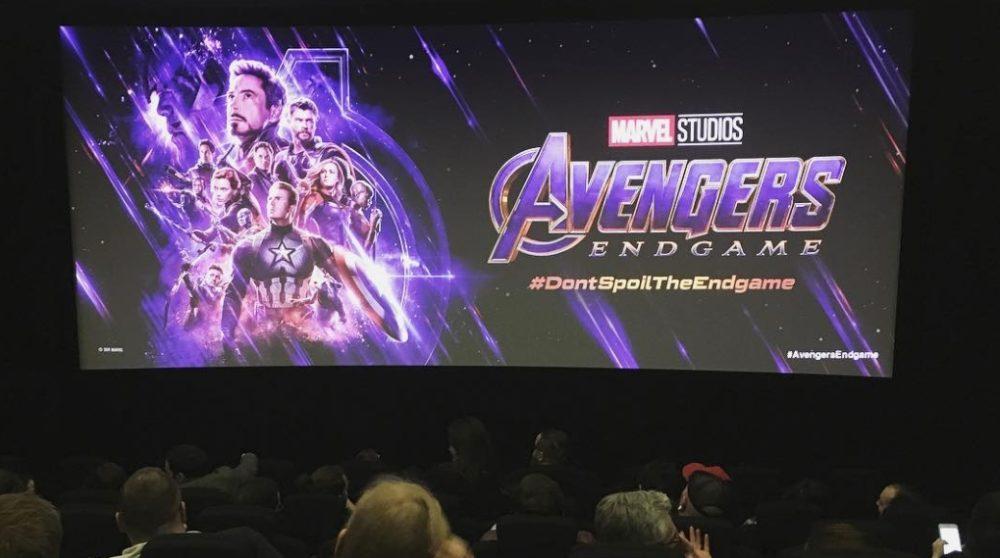 Avengers Endgame #DontSpoilTheEndgame / Filmz.dk