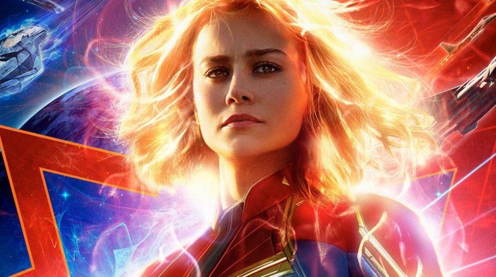 Captain Marvel Avengers Endgame billetsalg / Filmz.dk