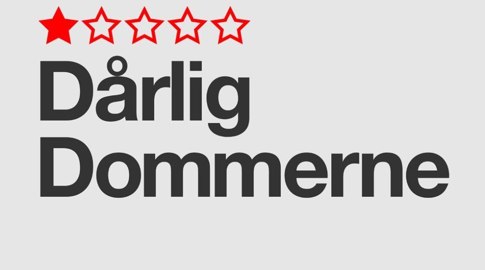 Dårligdommerne stopper / Filmz.dk