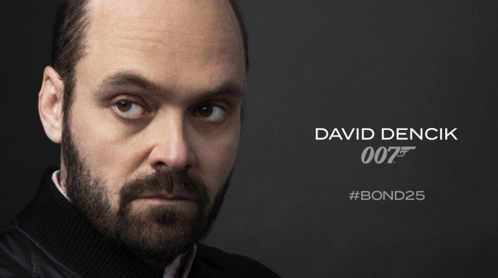 David Dencik Bond 25 / Filmz.dk