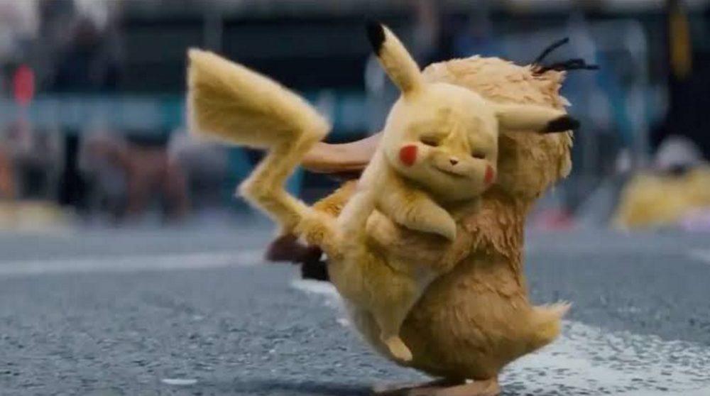 Detective Pikachu Pokemon trailer / Filmz.dk
