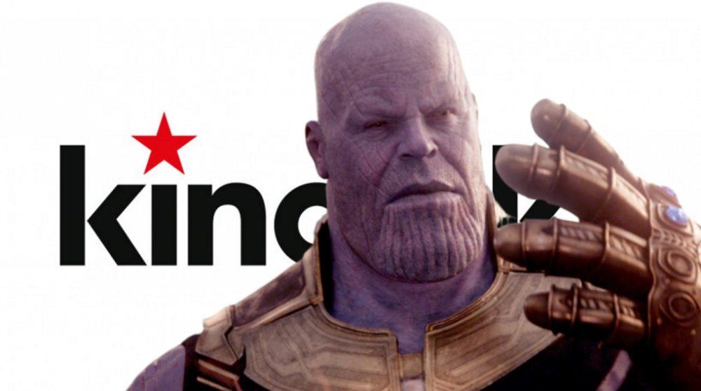 Forsalg billetsalg Avengers Endgame Kino.dk sammenbrud nedbrud / Filmz.dk