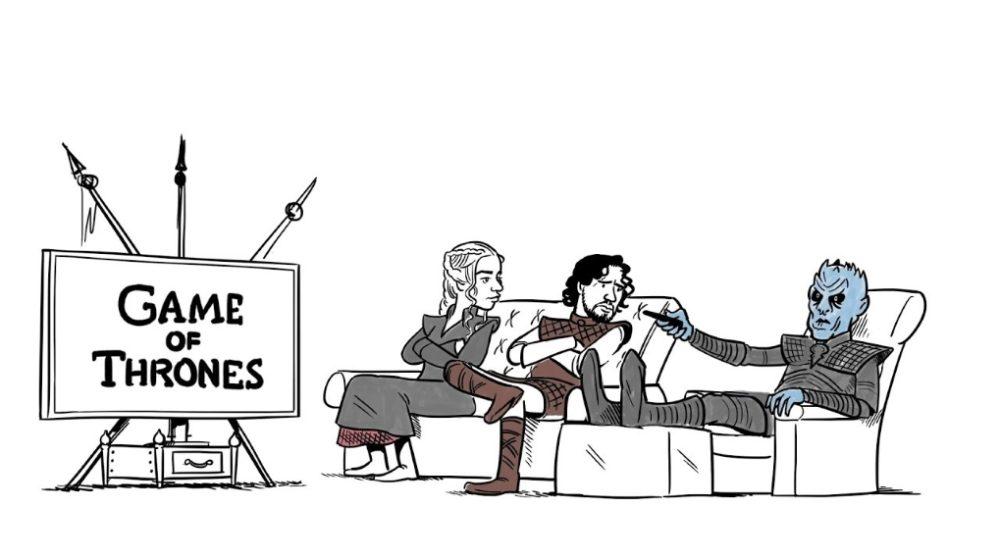 Game of Thrones recap sammendrag opsummering / Filmz.dk