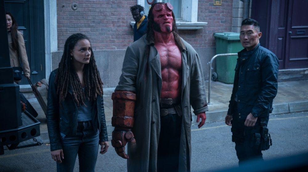 Hellboy anmelderne Rotten Tomatoes / Filmz.dk
