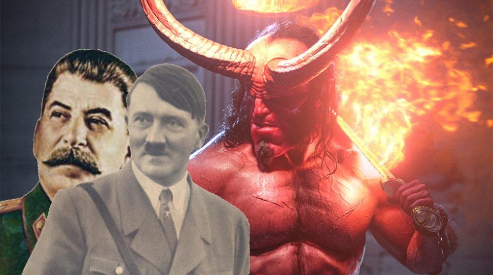 Hellboy censur Rusland Hitler Stalin / Filmz.dk