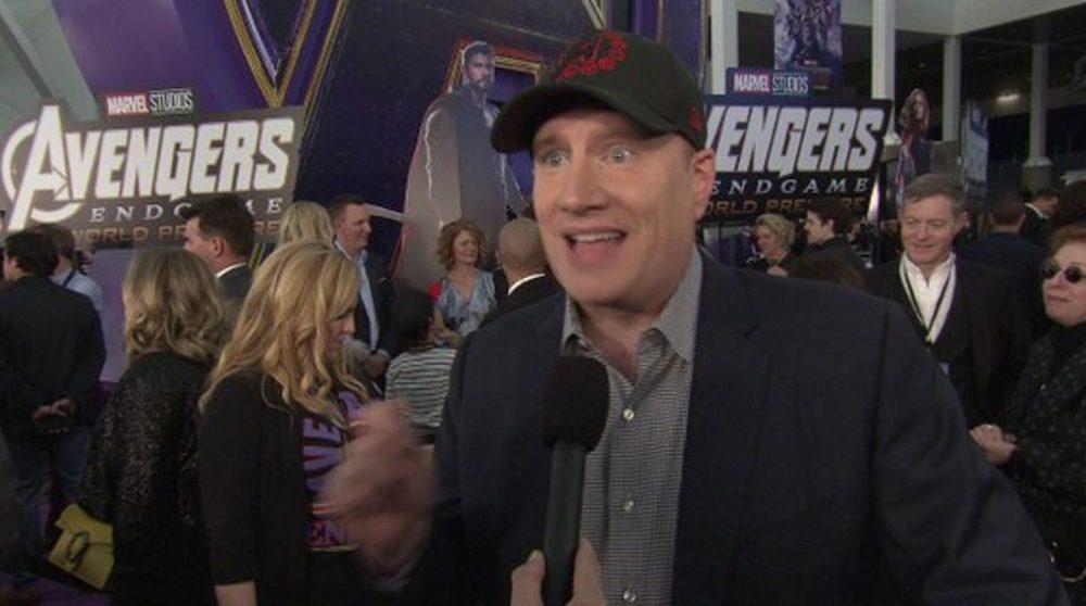 Kevin Feige læk reaktion Avengers Endgame / Filmz.dk