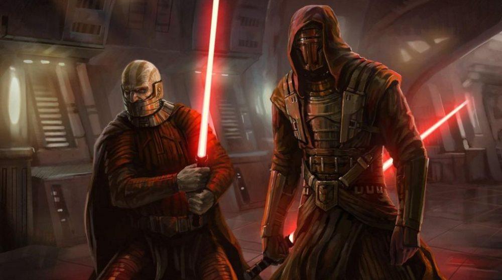 Knights of the Old Republic Star Wars film / Filmz.dk