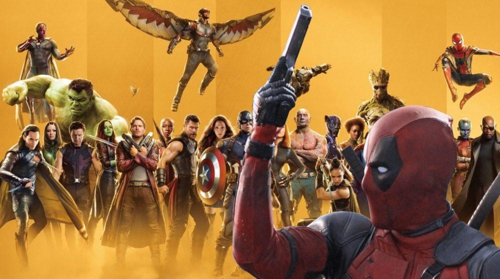 Marvel MCU R-rating Deadpool / Filmz.dk