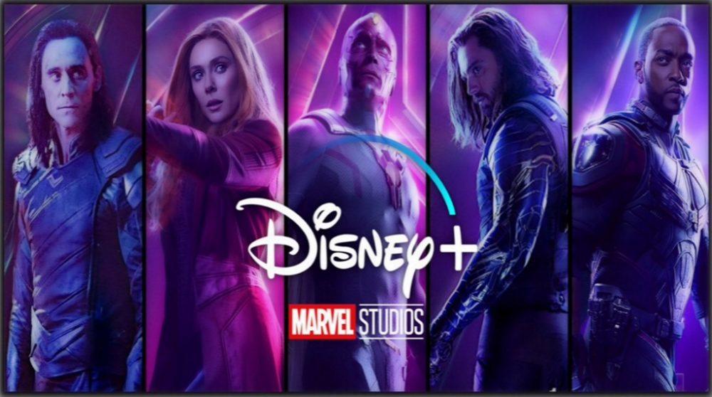 Marvel serier MCU Disney+ / Filmz.dk