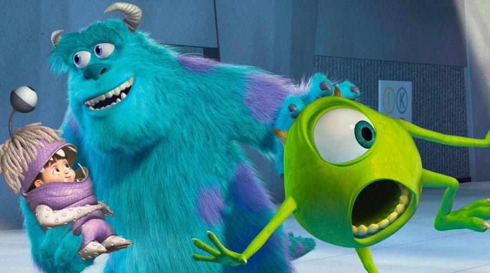 Monsters Inc. serie Disney+ Pixar / Filmz.dk