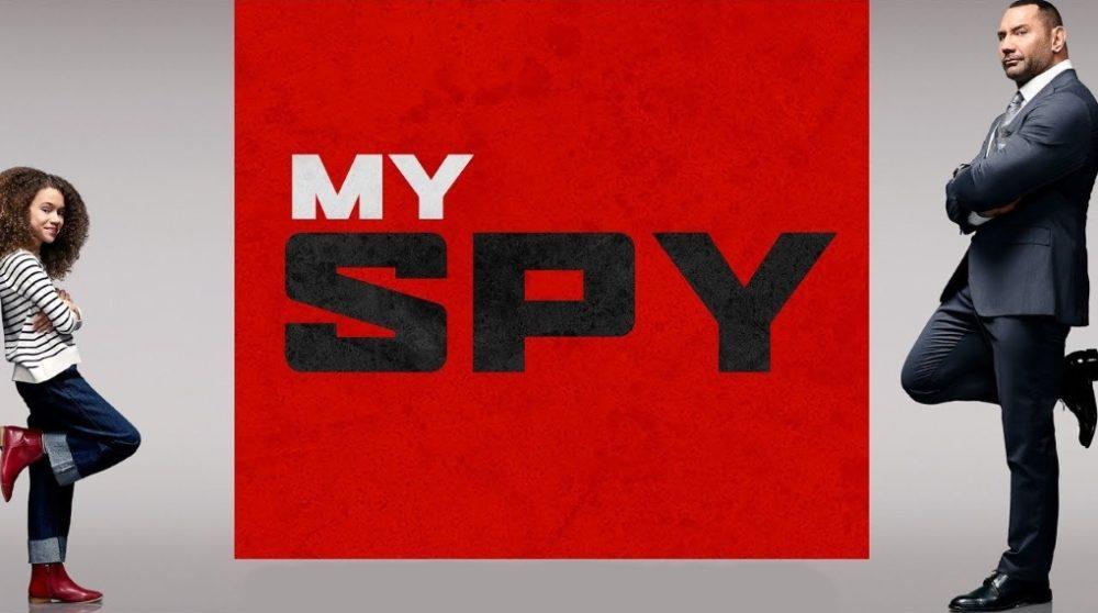 My Spy trailer Dave Bautista / Filmz.dk