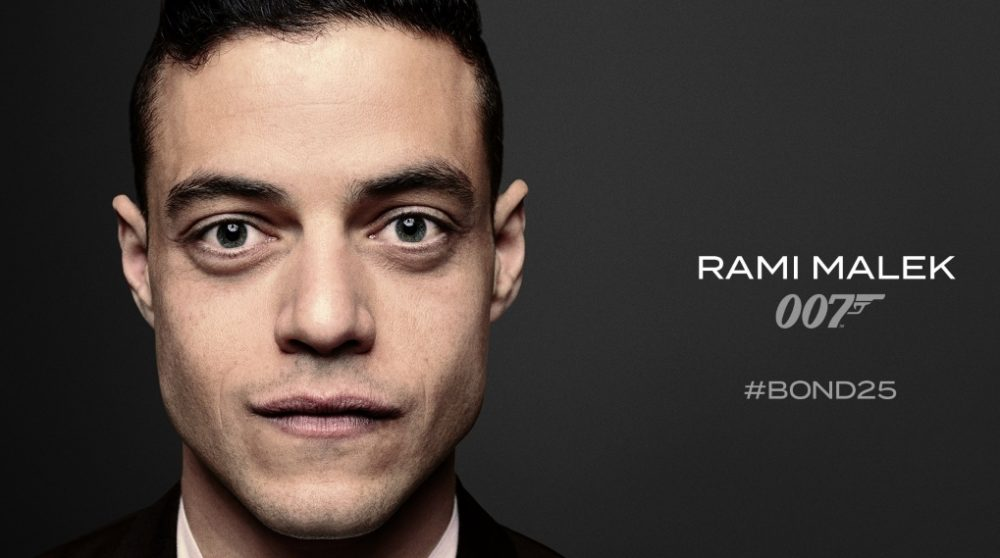 Rami Malek Bond 25 skurk / Filmz.dk