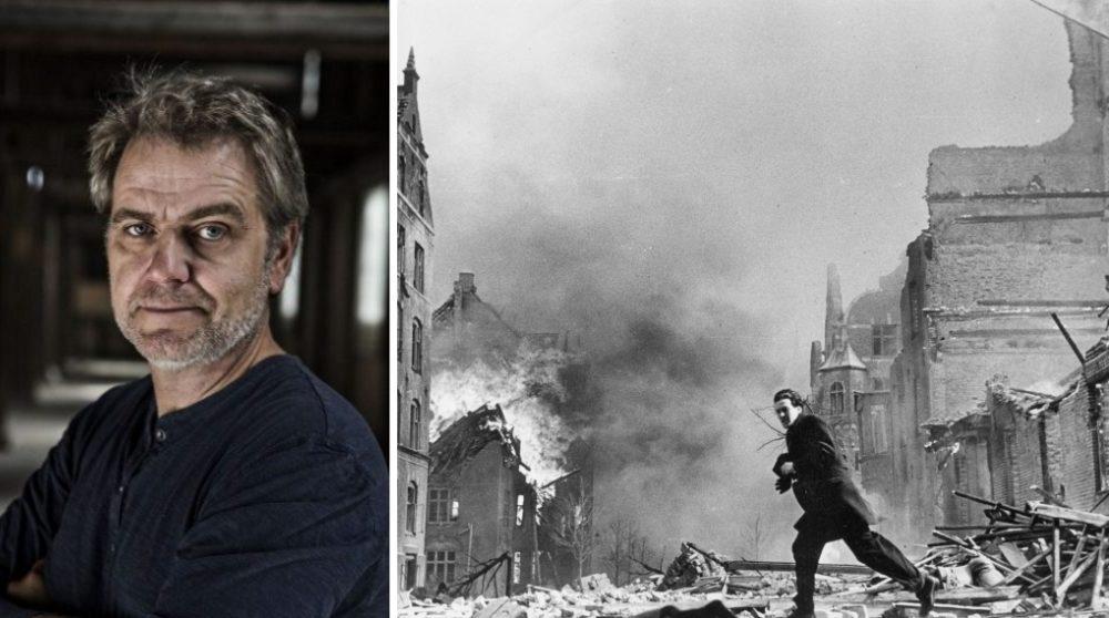 Skyggen i mit øje Ole Bornedal film støtte 2. verdenskrig shellhus angrebet bombardement / Filmz.dk
