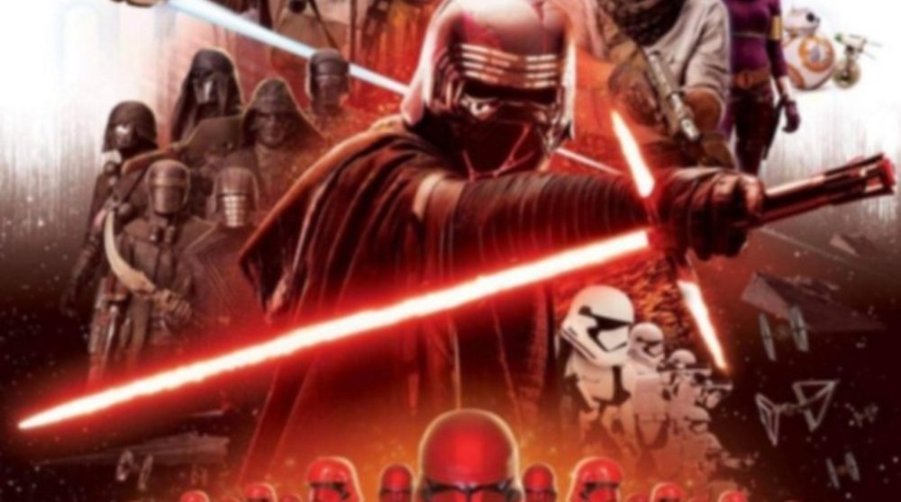Star Wars Episode IX plakat læk fans Mark Hamill / Filmz.dk