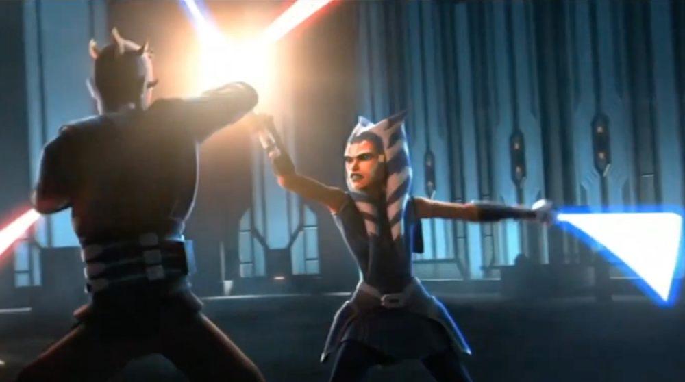 Star Wars The Clone Wars Sæson 7 trailer / Filmz.dk