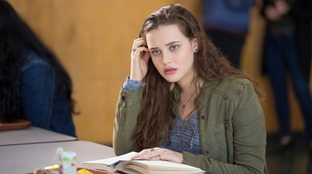 13 Reasons Why Netflix serie selvmord / Filmz.dk