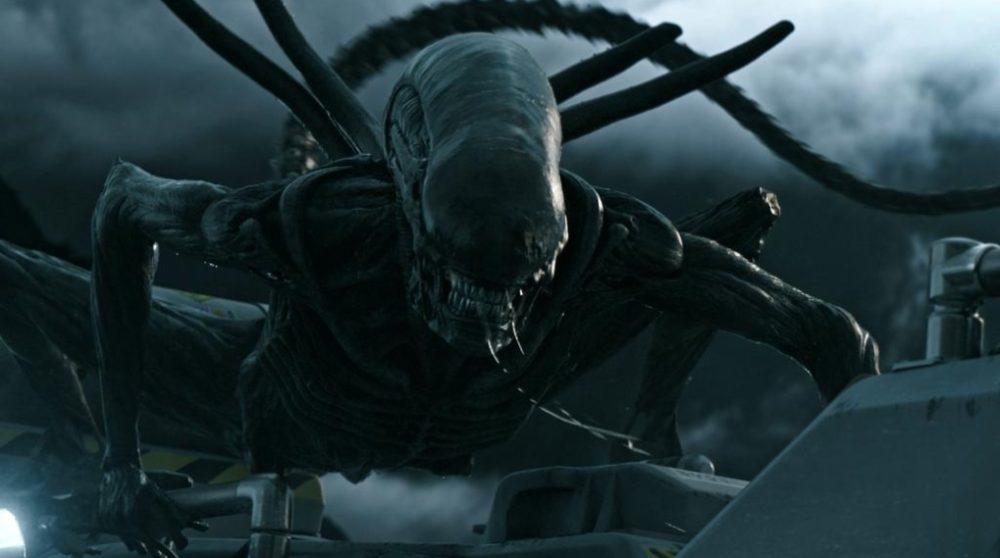 Alien mere Ridley Scott Disney / Filmz.dk