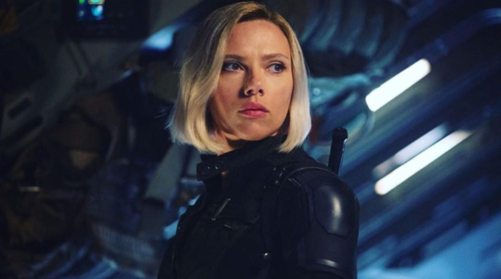 Avengers Endgame Black Widow alternativ historie Marvel / Filmz.dk