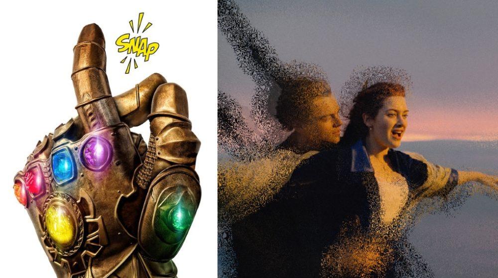 Avengers Endgame billetsalg Titanic / Filmz.dk